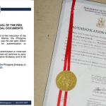 新加坡驻越南领馆认证