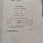 学历证书公证